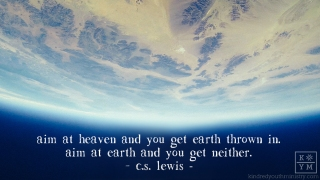 Heaven & Earth - Lewis