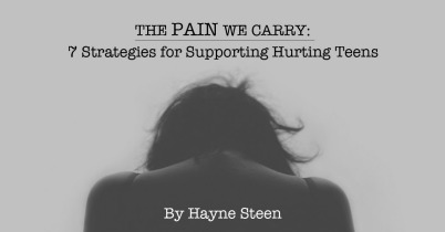 The Pain We Carry