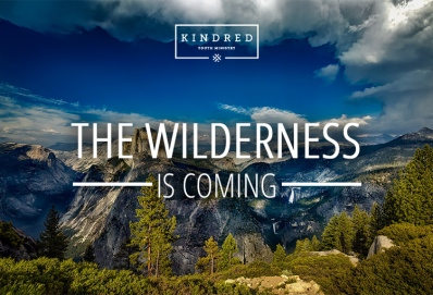Wilderness is coming