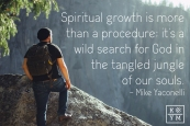 Yaconelli - Spiritual Growth