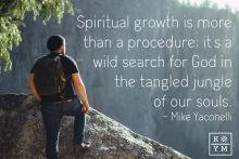Yaconelli - Spiritual Growth