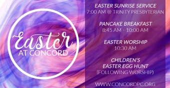 Easter at Concord