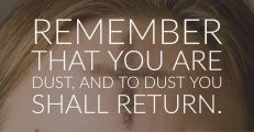 To dust you shall return